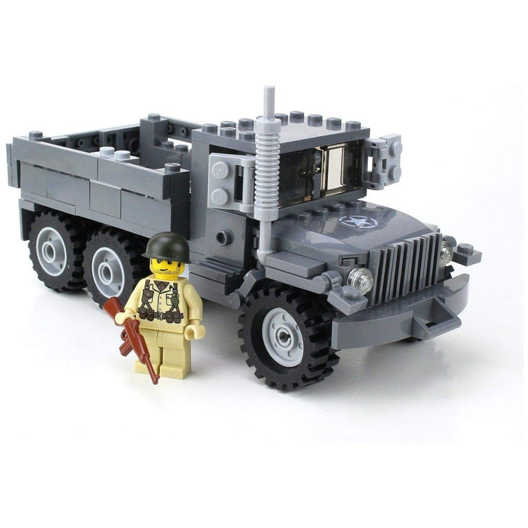 M35 World War 2 US - Custom LEGO Military Set