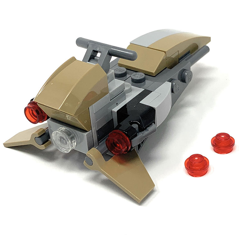 Mandalorian Speeder - LEGO Star Wars Vehicle