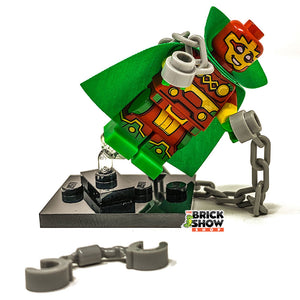 Mister Miracle - LEGO DC Comics Collectible Minifigure (Series 1)