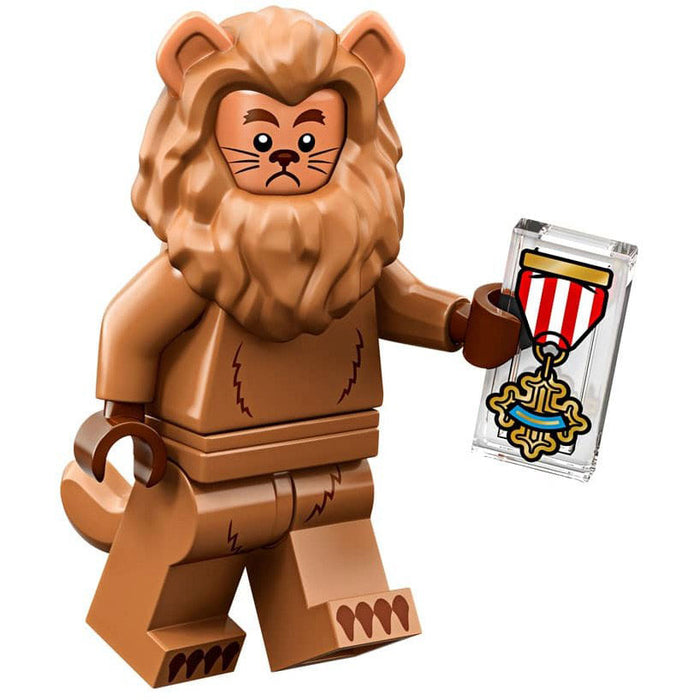 Cowardly Lion (Wizard of Oz) - LEGO Movie 2 Collectible Minifigure