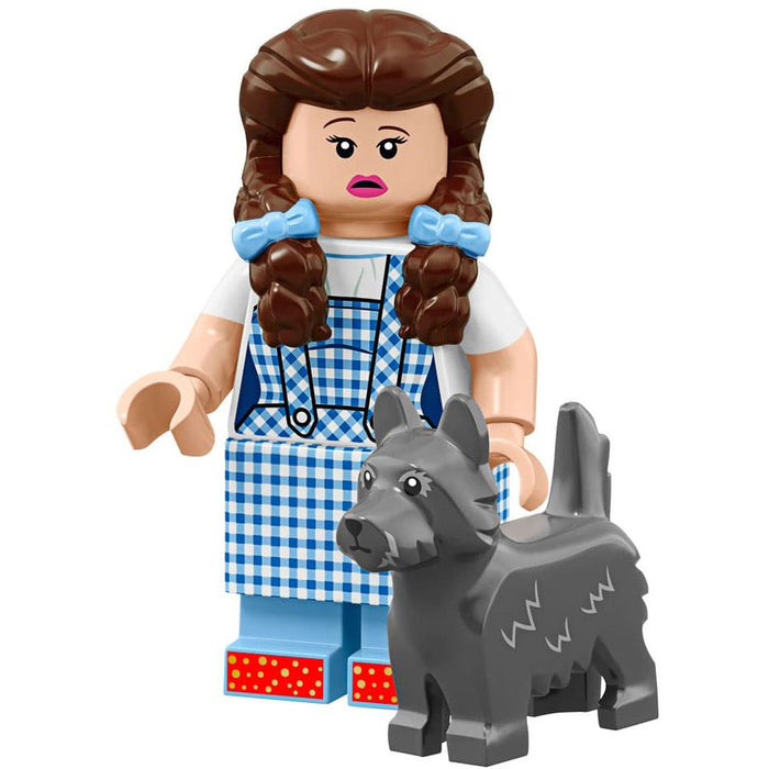 Dorothy Gale & Toto (Wizard of Oz) - LEGO Movie 2 Collectible Minifigure