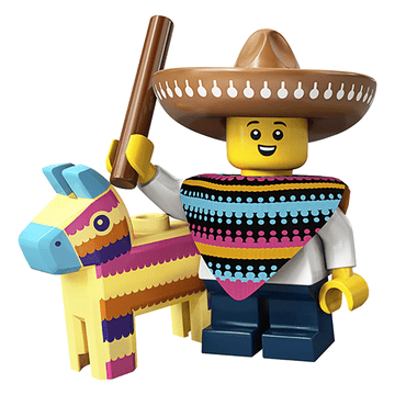 Pinata Boy - LEGO Series 20 Collectible Minifigure