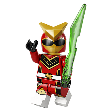 Red Ranger - LEGO Series 20 Collectible Minifigure