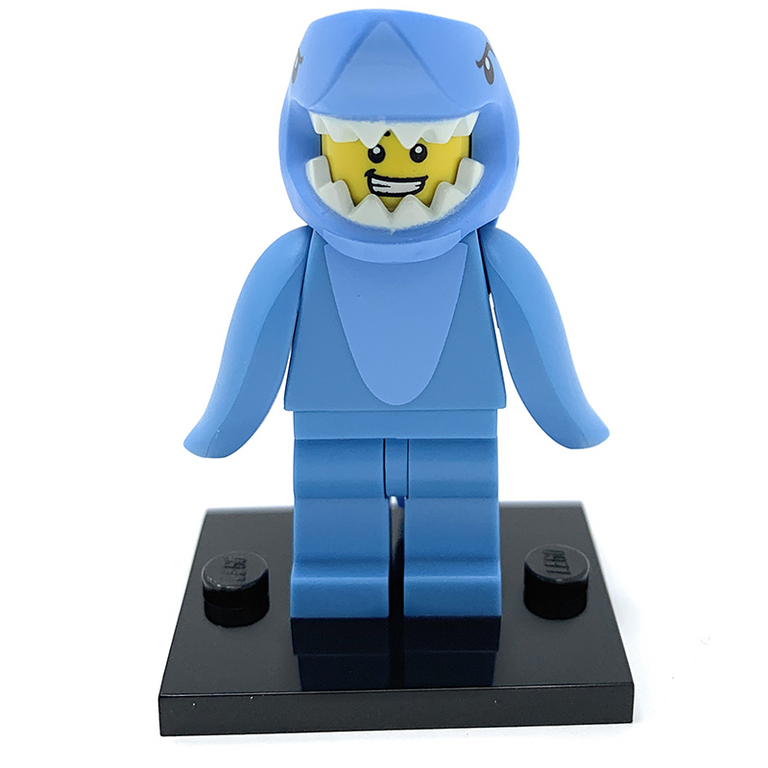 Shark Suit Guy - LEGO Series 15 Collectible Minifigure (2016)
