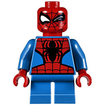 Spider-Man (Short Legs, Winking) - LEGO Marvel Minifigure