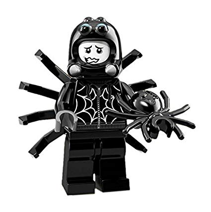 Spider Suit Boy - LEGO Series 18 Collectible Minifigure