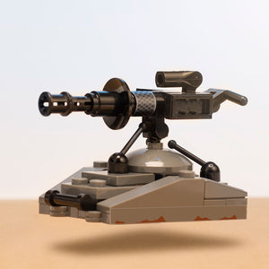 Laser Canon / Turret (Mandalorian) - Custom LEGO Star Wars Set