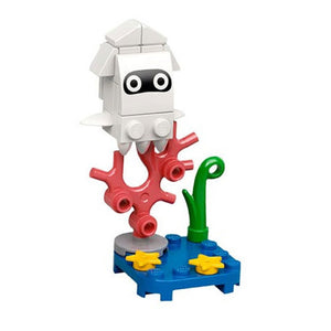Blooper (Series 1) - LEGO Super Mario Character Minifigure (2020)
