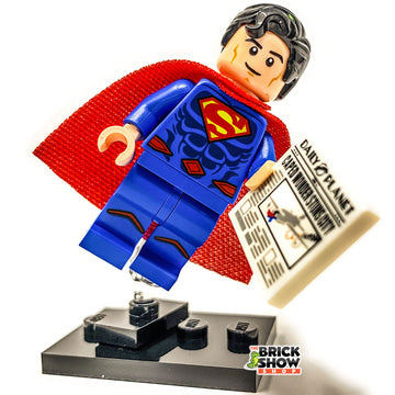 Superman (Rebirth) - LEGO DC Comics Collectible Minifigure (Series 1)