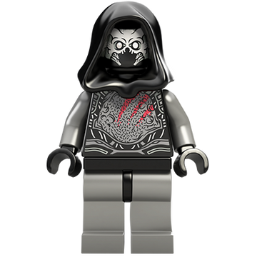 The Sakaaran - LEGO Marvel Minifigure