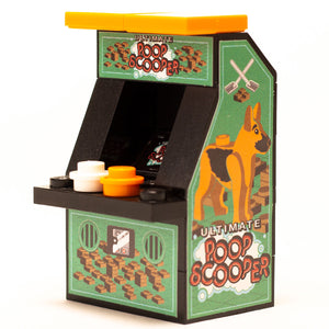 Ultimate Poop Scooper - Custom LEGO Arcade Machine