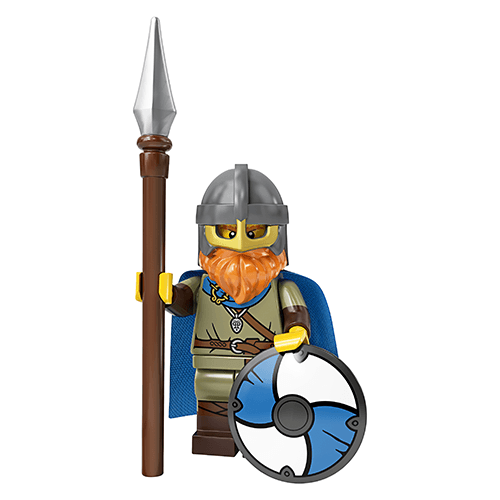 Viking - LEGO Series 20 Collectible Minifigure
