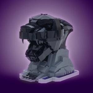 FREE! Instructions for LEGO Black Panther Wakanda Statue
