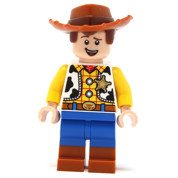 Woody - LEGO Disney Pixar Toy Story 4 Minifigure