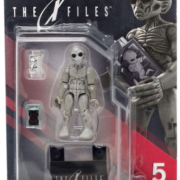 Alien - Mega Construx X-Files Series 5 Figure Pack