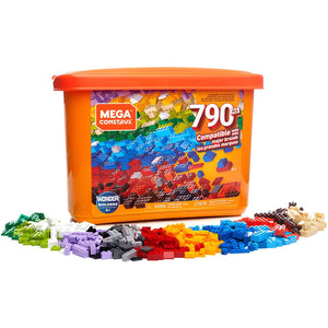Mega Construx Play Brick Box (790 Pieces)