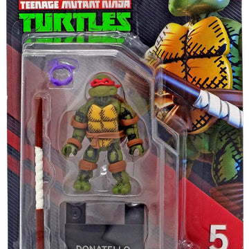 Donatello - Mega Construx TMNT Series 5 Figure Pack