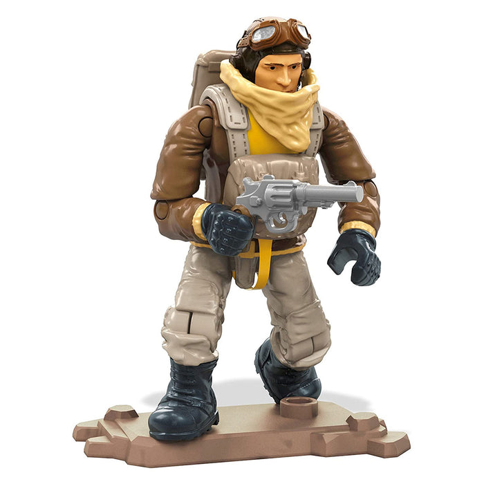 Fighter Ace - Mega Construx Call of Duty Specialist Series 2 Figure Pack