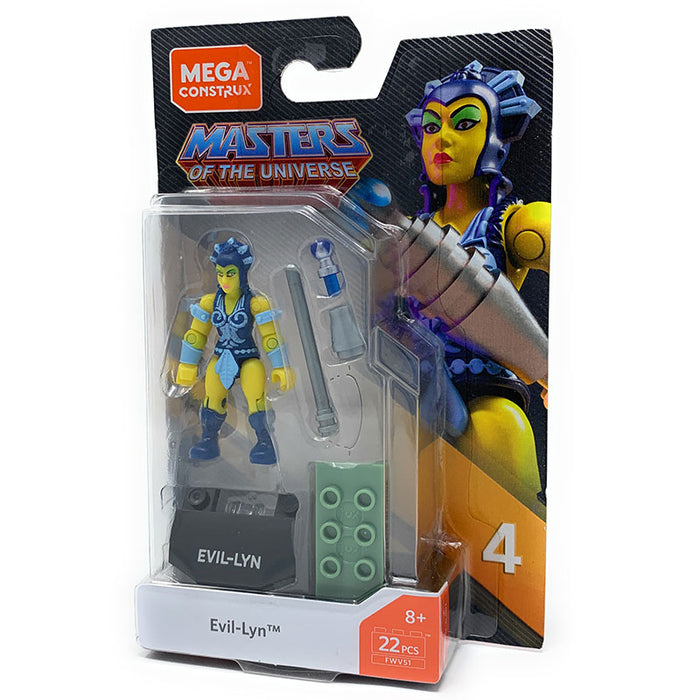 Evil-Lyn - Mega Construx Masters of the Universe Figure Pack (Series 4)