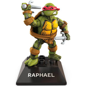 Raphael - Mega Construx Teenage Mutant Ninja Turtles Figure Pack