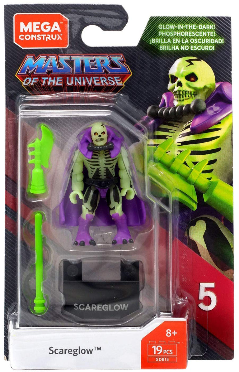 Scareglow - Mega Construx Masters of the Universe Series 5 Figure Pack