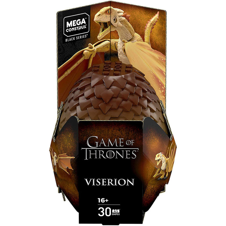Viserion - Mega Construx Game of Thrones Set