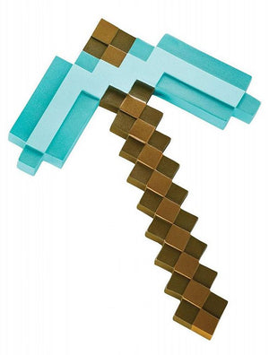 Diamond Pickaxe - Minecraft Role-Playing Toy