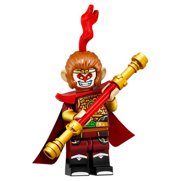 Monkey King - LEGO Series 19 Collectible Minifigure