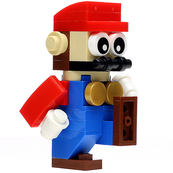 The Red Plumber