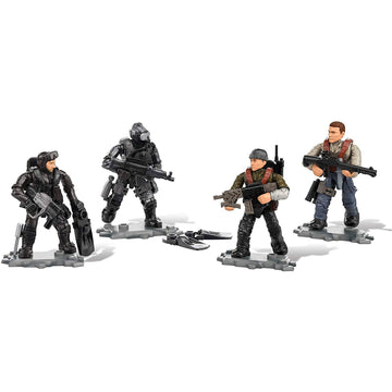 Special Forces vs. Submariners Battle Pack - Mega Construx Call of Duty Set