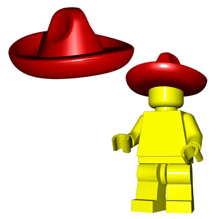 Sombrero - Brick Warriors