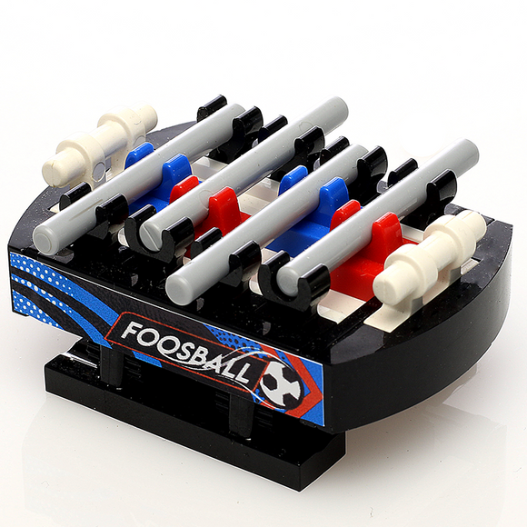 LEGO Foosball Table