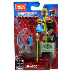 Stratos - Mega Construx Masters of the Universe Heroes Figure Pack