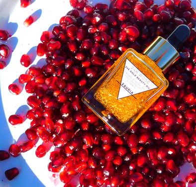 WHY IS POMEGRANATE SEED OIL GOOD FOR SKIN?