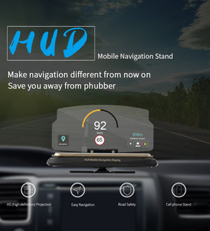 Smartphone Heads Up Display (HUD)