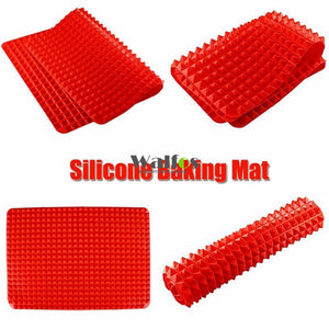 Nonstick Silicone Baking Mat Pads