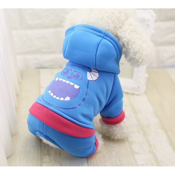 Cute Pet Coat Outfit