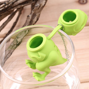 Tea-Rex Reusable Silicone Tea Infuser