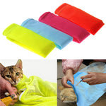 Multifunctional Cat Grooming and Bath Bag