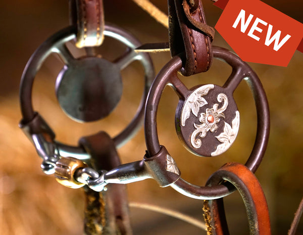 Mikmar Legacy Loose Ring Snaffle