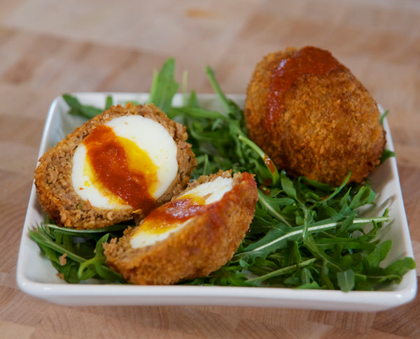 Spicy Scotch Egg