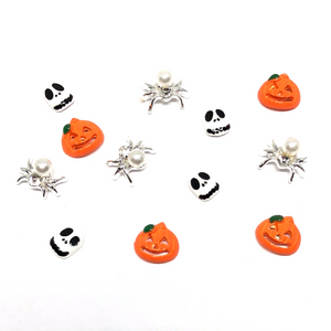 Halloween Nail Art Charms