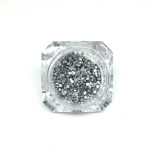 SS3 Silver Chrome Flatback Crystals - 1440 Crystals