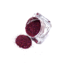 Mulled Wine - Large Mix Nail Glitter
