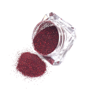Ruby Shoes - Fine Nail Glitter