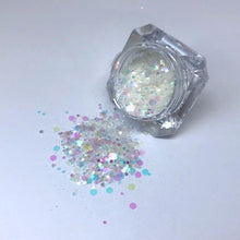 Sea Spray Super Chunky Nail Glitter