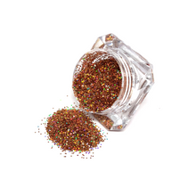 Holo Copper - Large Nail Glitter
