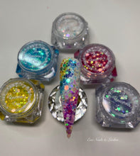 Summer Loving Collection - Super Chunky Nail Glitter