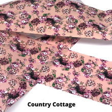 Country Cottage Floral nail foil