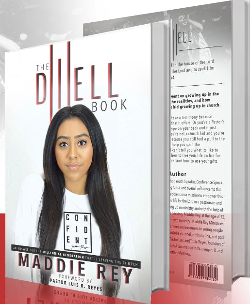 The Dwell Book by Maddie Rey